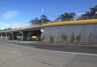 Gold Coast Rapid Transit Project QLD