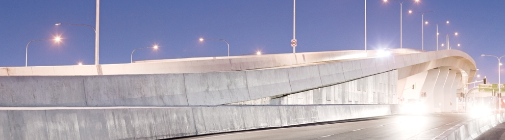 Airport Link Brisbane QLD Reinforced Earth® Abutment Walls