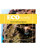 ECOncrete ECO Armour Block