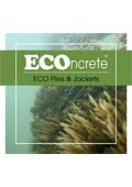 ECOncrete ECO Piles & Jackets