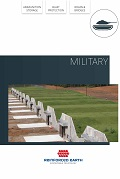 Military Applications - Reinforced Earth® Structures for your military assets