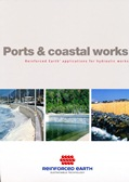 Ports & coastal works Reinforced Earth® applications for hydraulic works