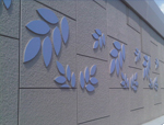 TerraPlus® Embossed Facing Panels
