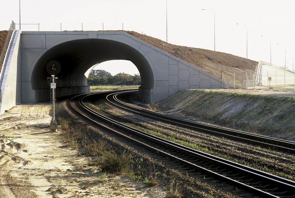 Kwinana Freeway Tunnel